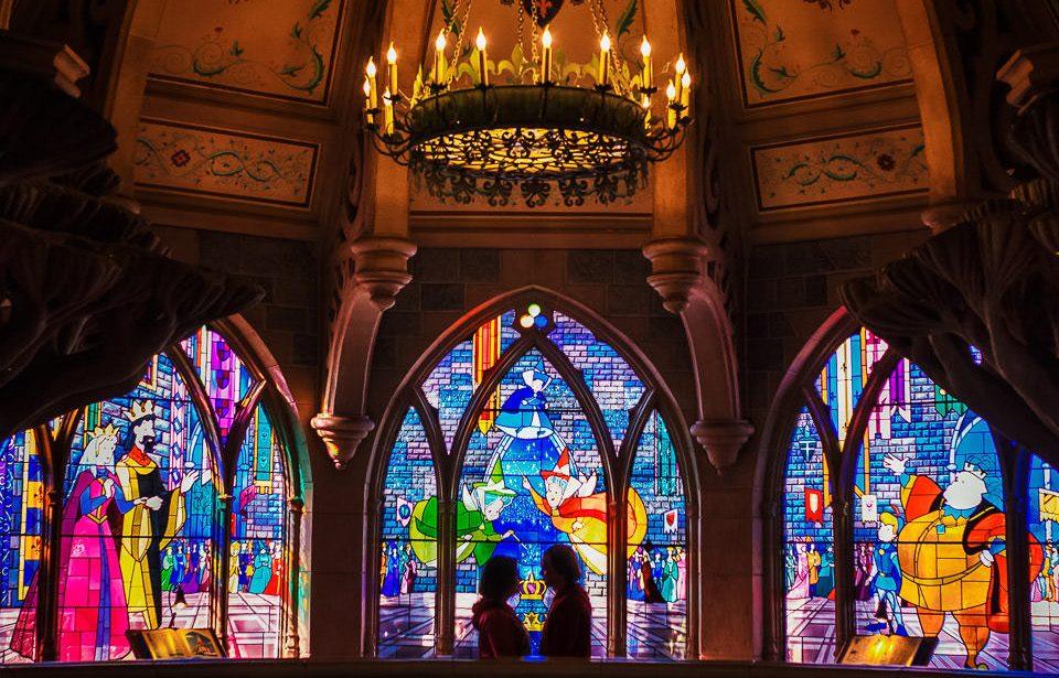 Séance Engagement à Disneyland Paris