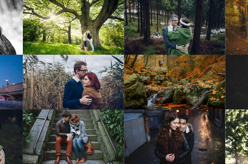 3 Conseils aux couples pour leur « Séance d'engagement »