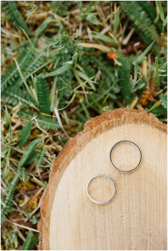 préparatif mariage photo alliance