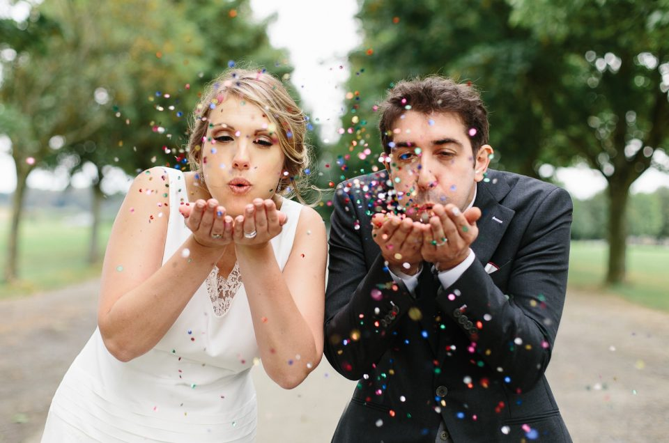 Mariage Champêtre Chic – Magali + Gaetan