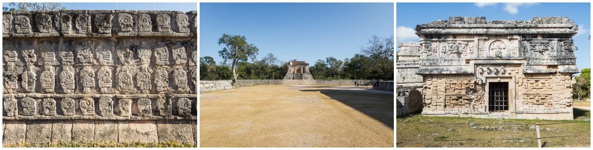 Mexico chicen itza unesco maya pyramide