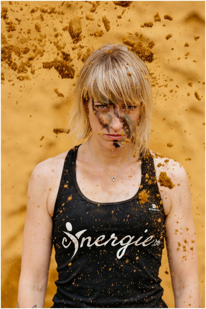 Portrait Cynergie Sport Coach Sand Race