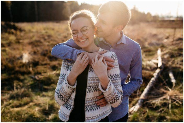 séance engagement love session mariage liège