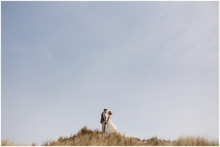 photo mariage mer plage trash the dress
