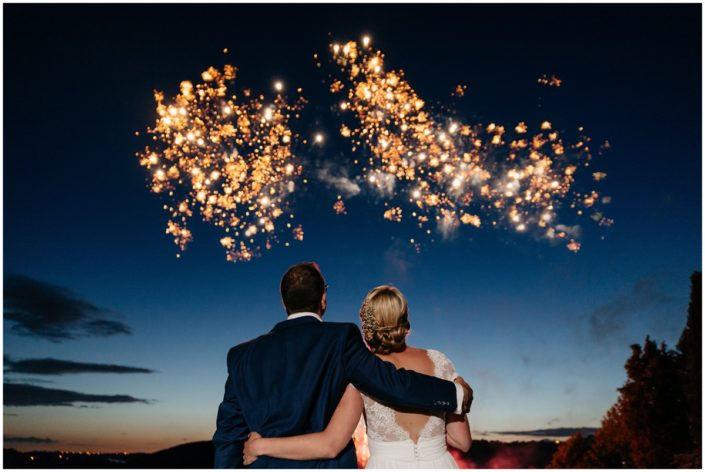 photo mariage liège feu artifice