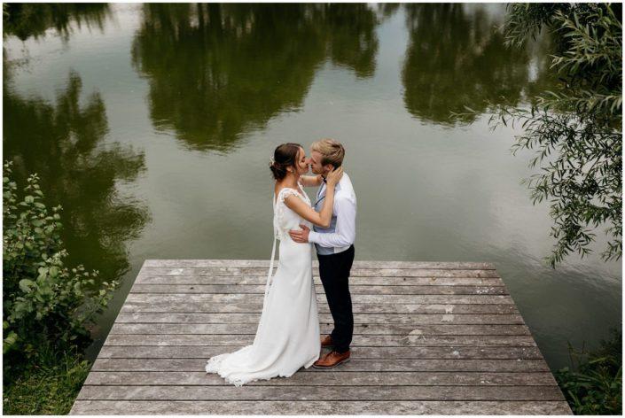 photo mariage liège eau pont