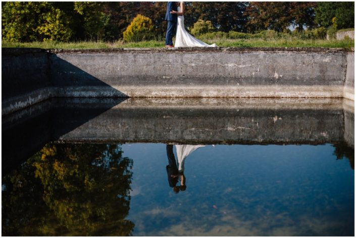 photographe mariage château de modave