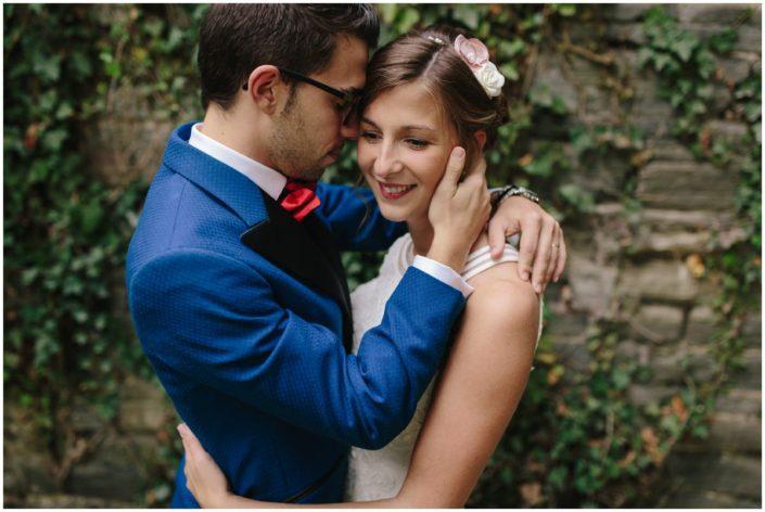 Photo mariage ruine abbaye villers-la-ville