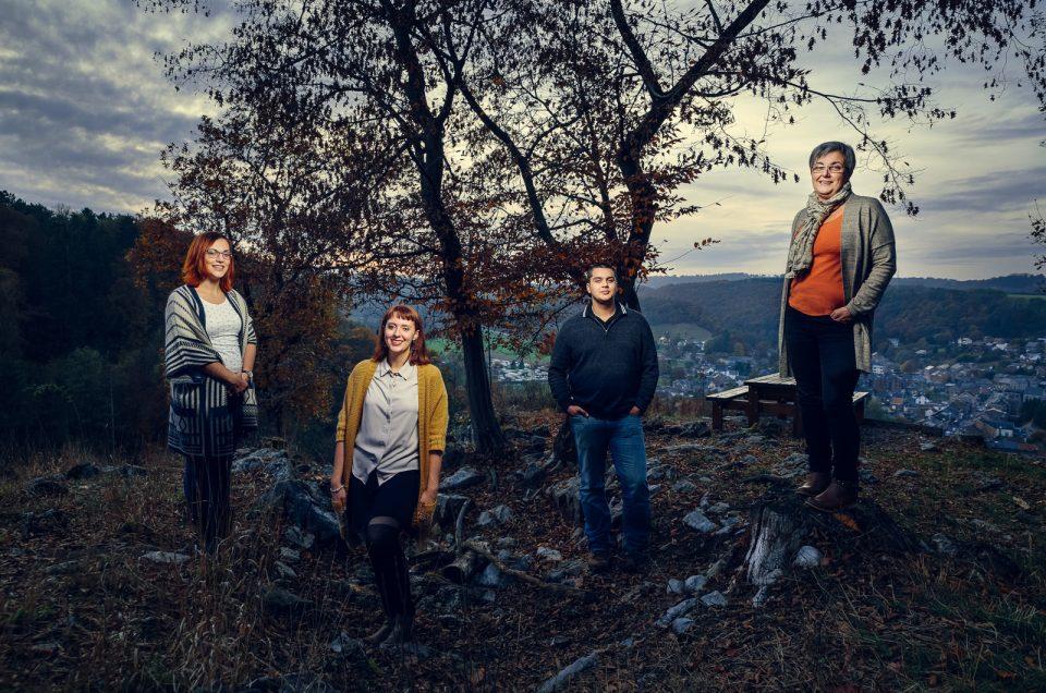 Du rire, du fun et de l'automne – Photos de Famille Hamoir