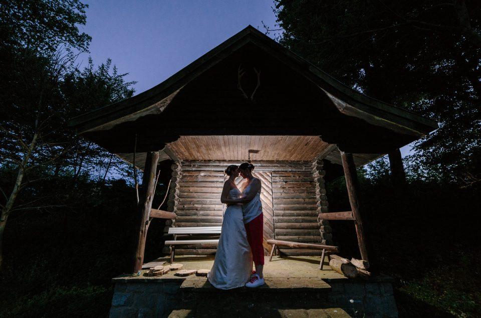 Mariage Domaine l'Art de Vivre – Lucille Camille et Sylvie