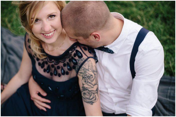 Séance engagement de Manon et Pascal à Liège par Steve Collin Photographe de mariage