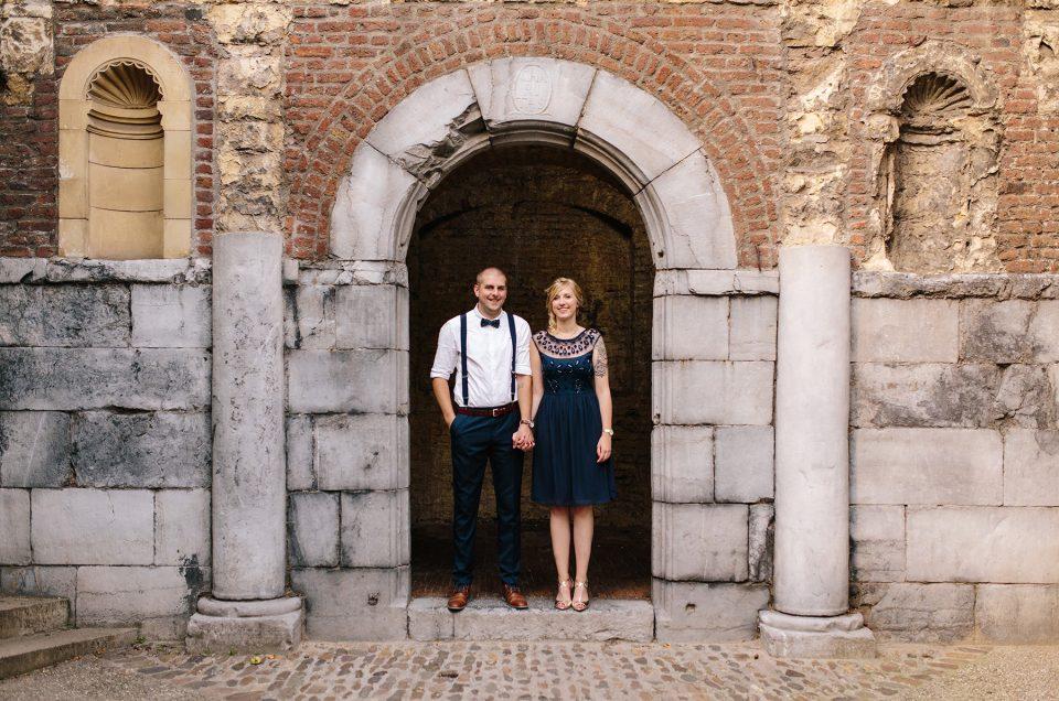 Séance Engagement – Manon et Pascal