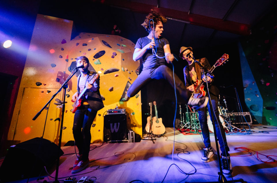 Concert DS Bebloc à Namur, Live, Rock, Band, Music, Musique