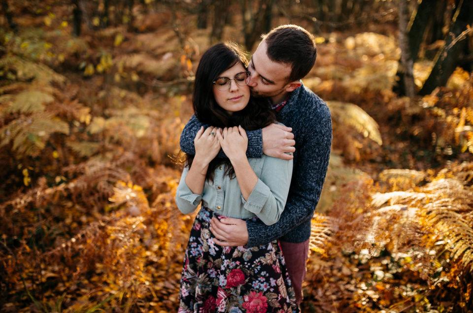 Love Session aux couleurs d'automne – Emeline & Max